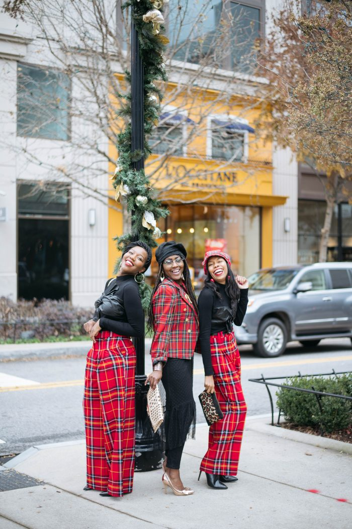 The Quintessential Holiday Print: Tartan Plaid